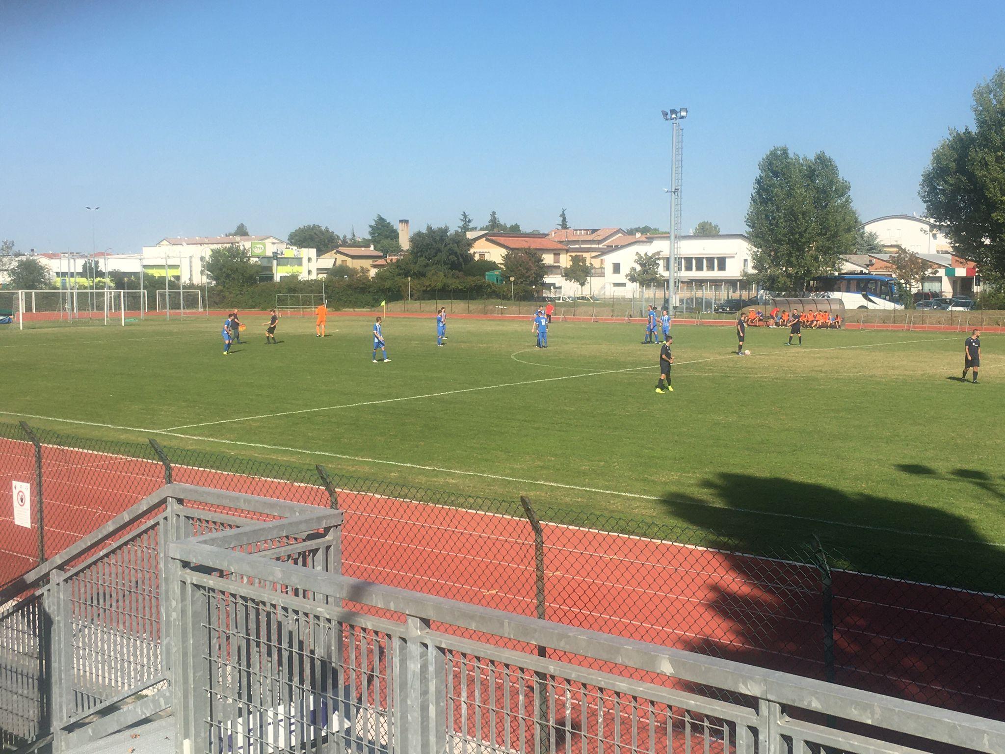 You are currently viewing Ciucur firma la prima vittoria stagionale del Goc: 1 a 0 al Ballò
